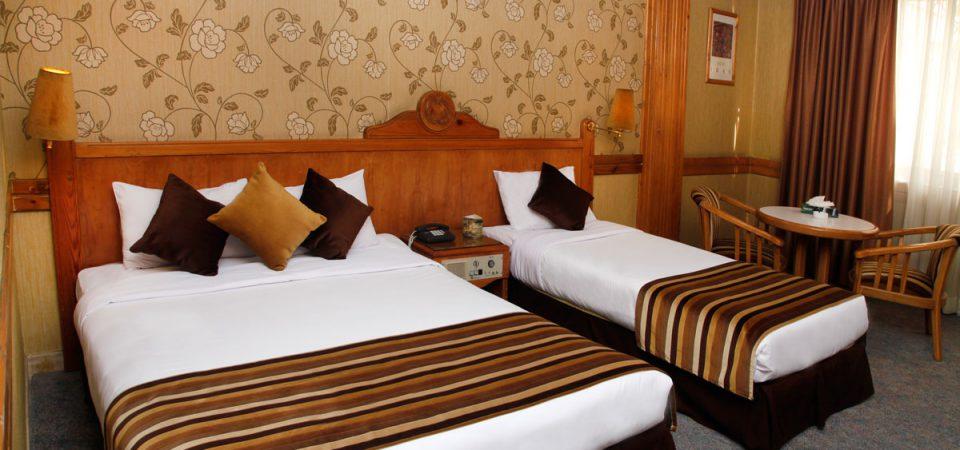 amir hotel roomes